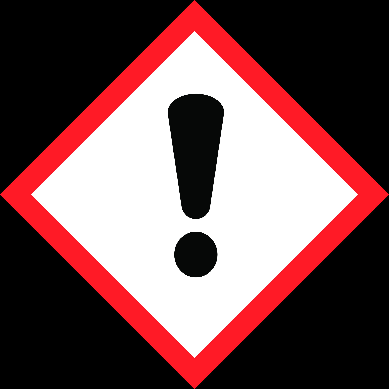 GHS07_exclam_výstražné vykřičník
